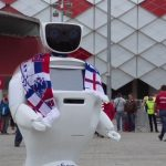 Technologie : Un robot anti-hooligans
