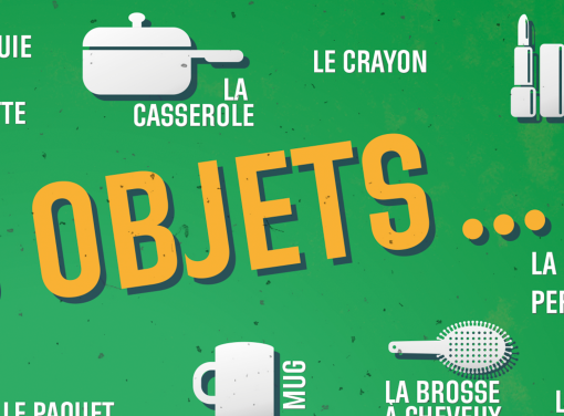 Poster vocabulaire : quels objets…